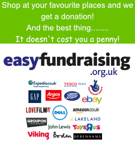 Easy funding You shop we get a donation